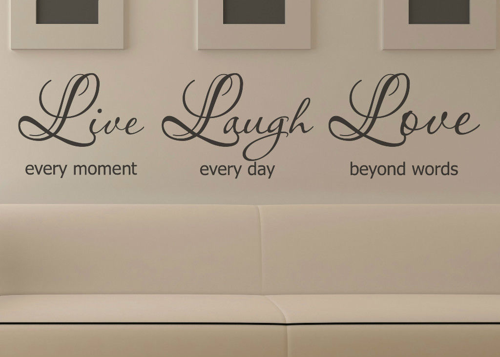 Removable Wall Decor Quotes : Removable wall decals quotes quotesgram