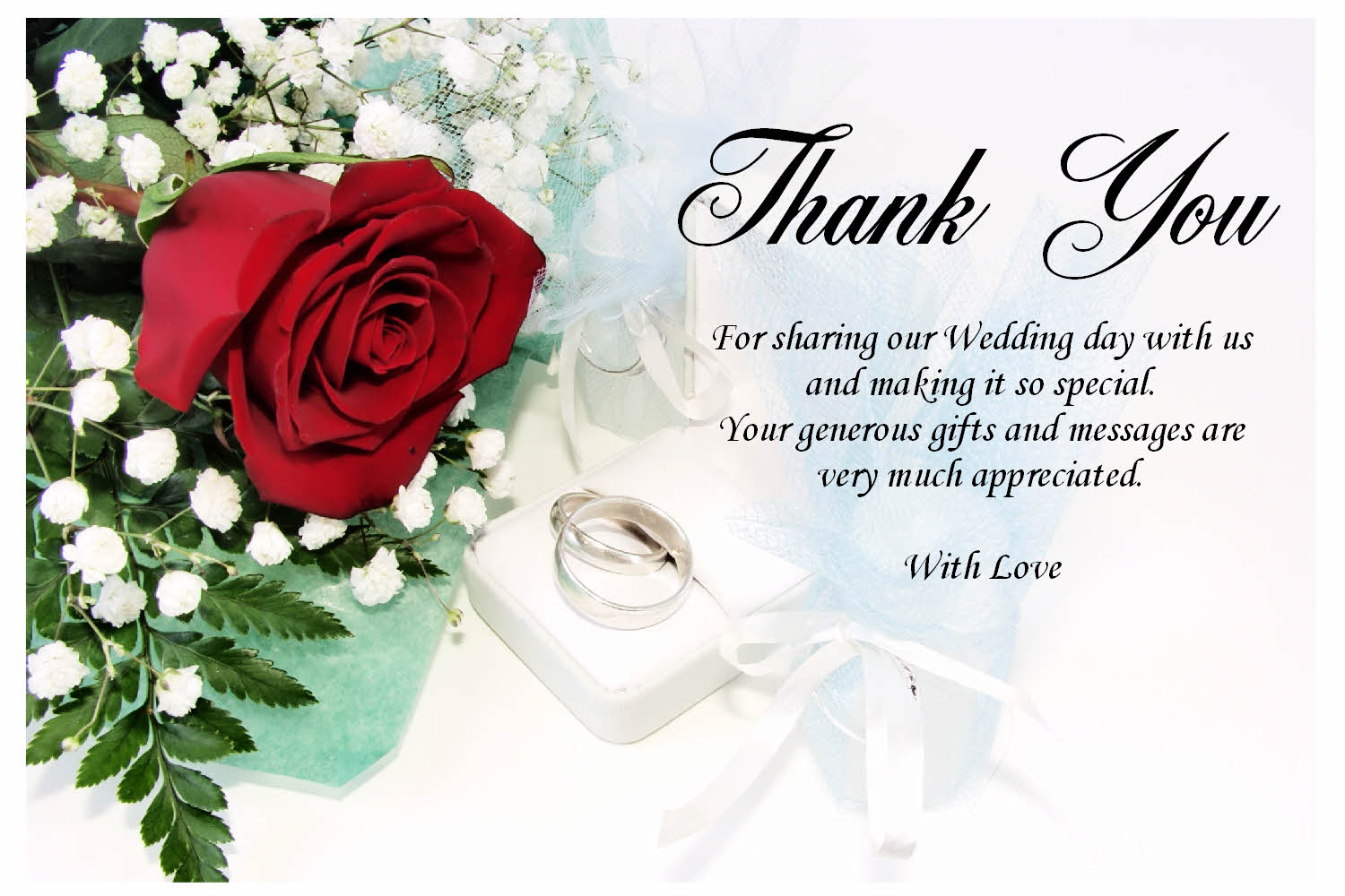 Wedding Gift Ideas For Elder Brother : ... wedding gift cash wedding gifts wedding thank you card wording for a