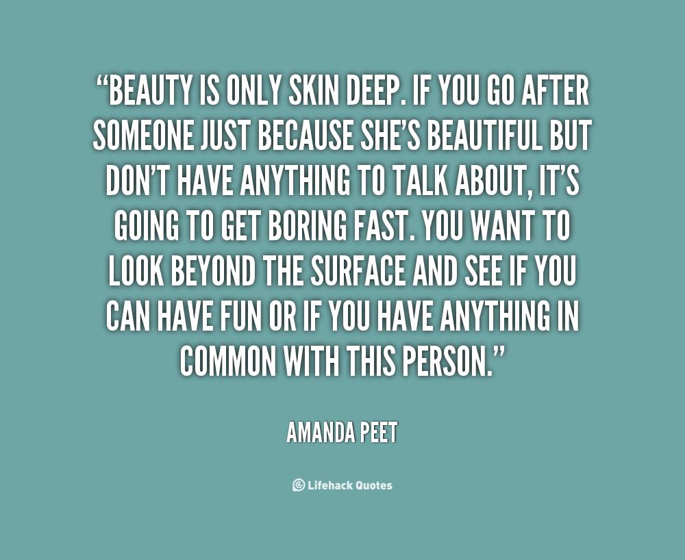 Beautiful Skin Quotes. QuotesGram