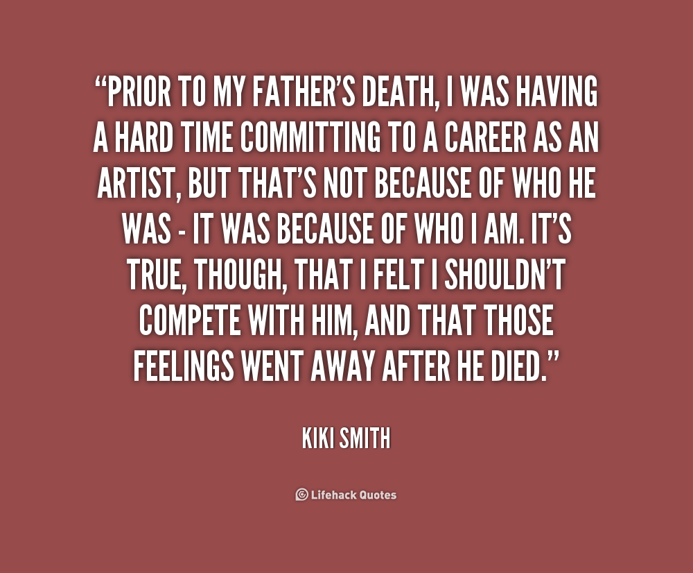 Quotes About Death Of A Friend Quotesgram: Quotes About Loss Of A Father. QuotesGram