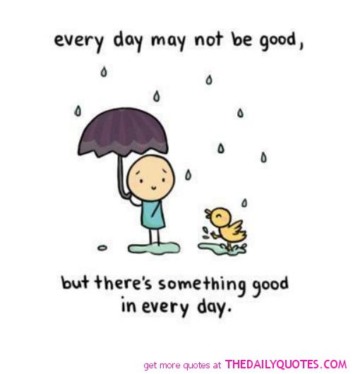 Sayings about having a bad day