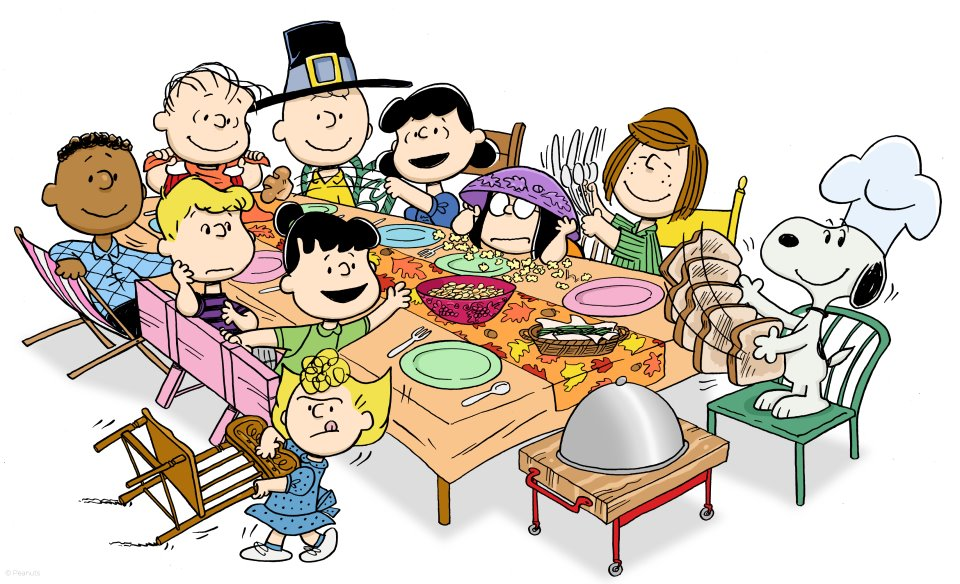 Snoopy Thanksgiving Quotes Quotesgram