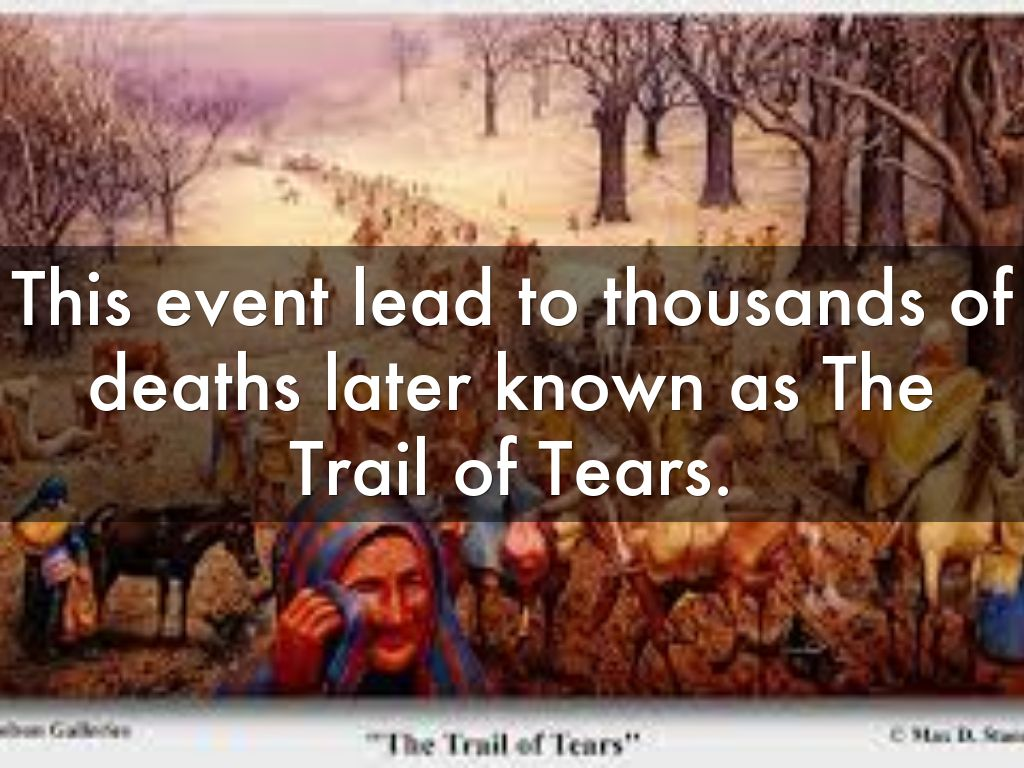 Trail Of Tears Andrew Jackson Quotes. QuotesGram