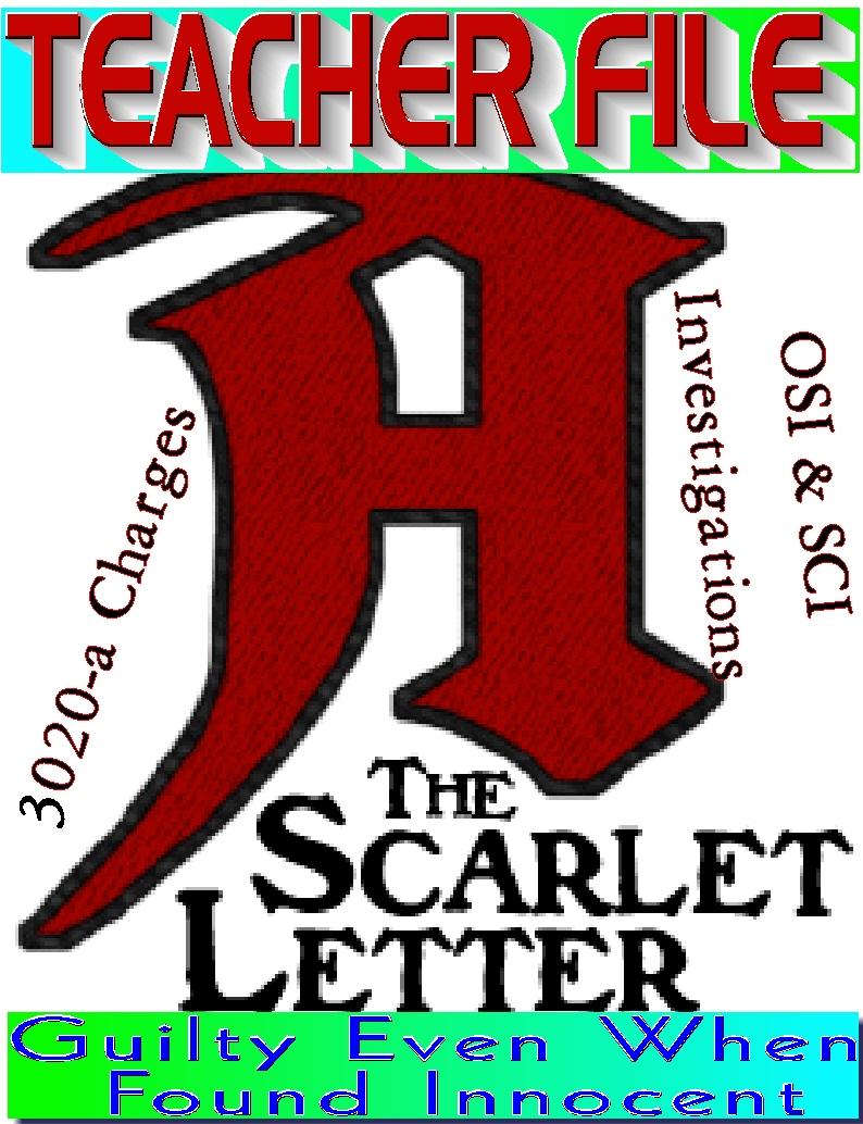 The Scarlet Letter Teacher Guide