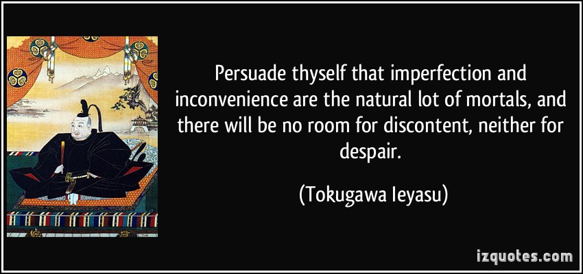 an introduction to the life of tokugawa ieyasu Early life (1542-1556) edit tokugawa ieyasu was born in okazaki castle in mikawa on the 26th day of the twelfth month of the eleventh year of tenbun, according to the japanese calendar.