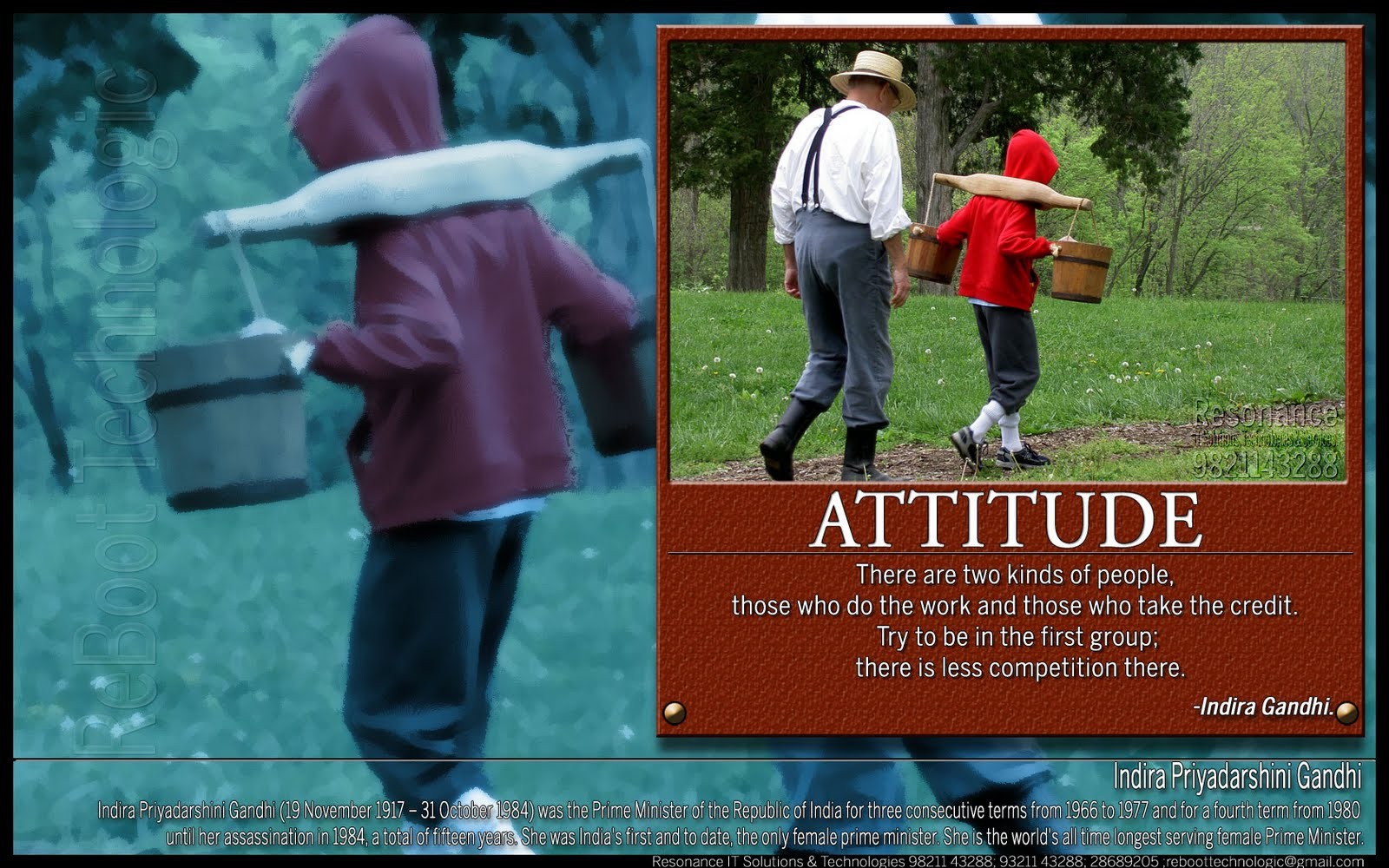 how to develop good attitude