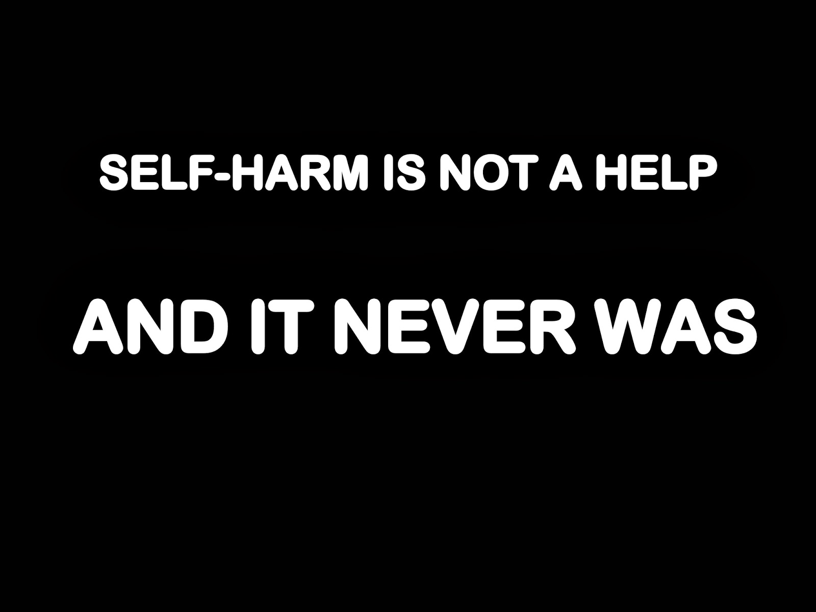 Stop Self Harm Quotes. QuotesGram