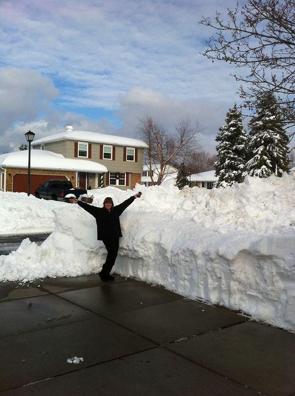 Snow Storm Humor