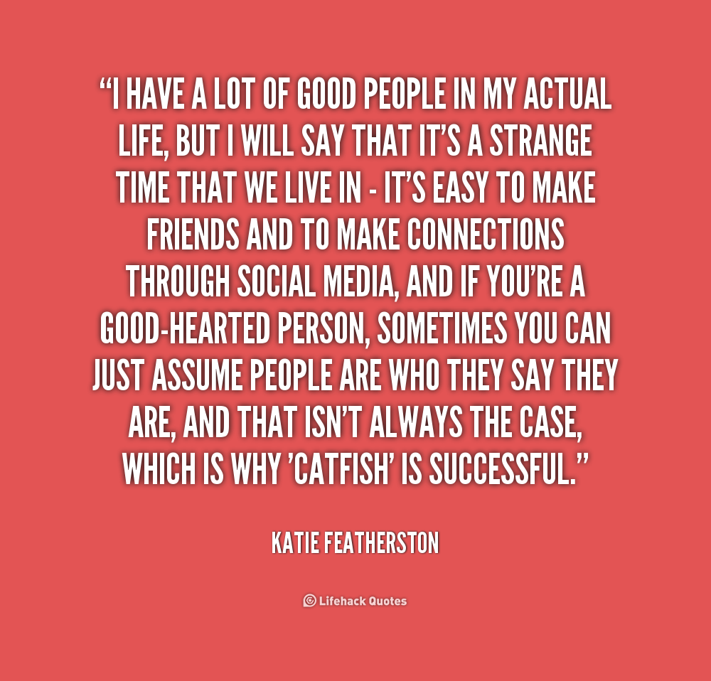 Good People Quotes: Being A Good Person Quotes. QuotesGram