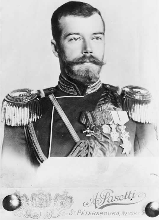 tsar nicholas ii and alexander relationship quotes