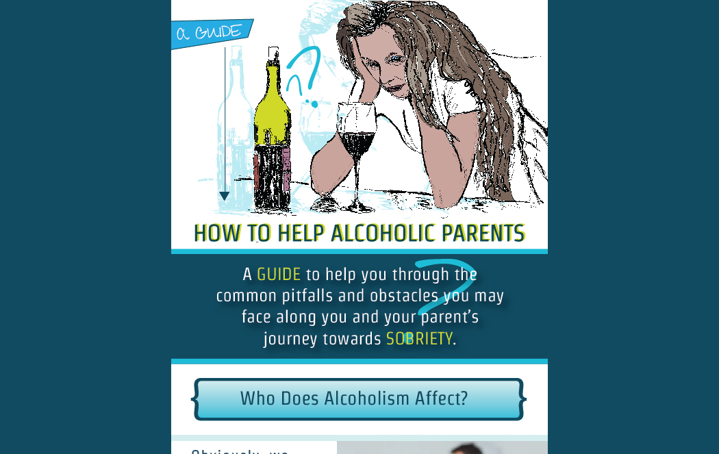 What Happens To Children Of Alcoholic Parents?