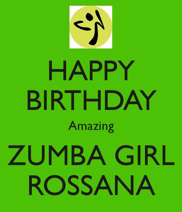 Happy Birthday Zumba Quotes. QuotesGram