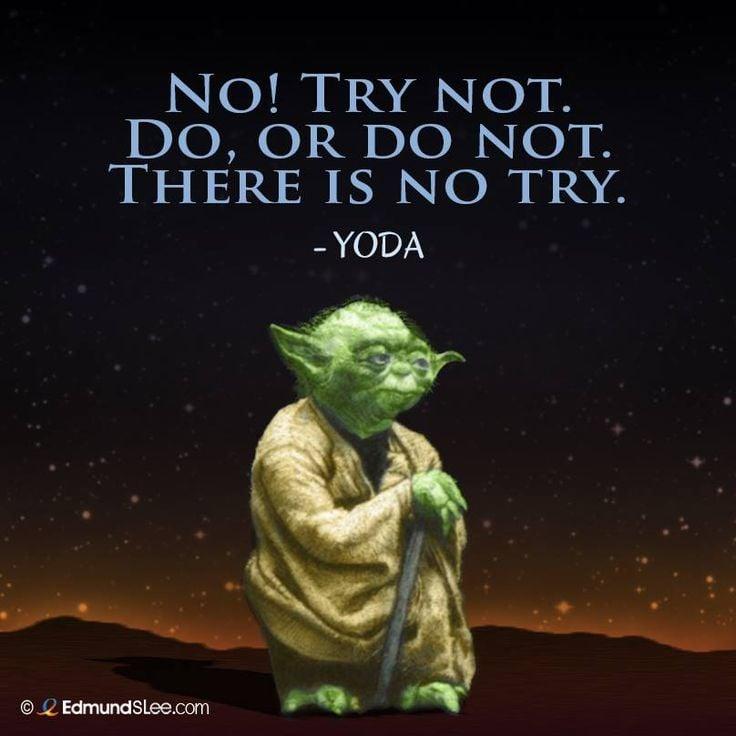 Do Or Do Not Yoda Quotes. QuotesGram