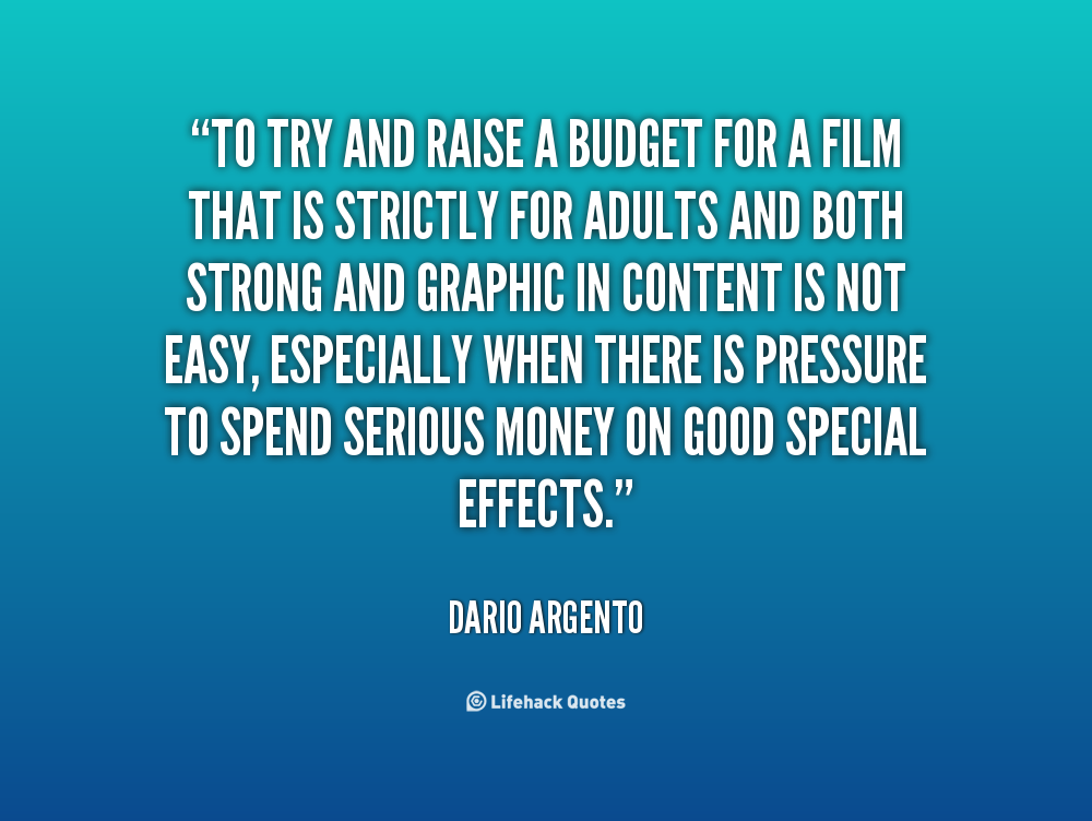 Funny Quotes About Budgets. QuotesGram