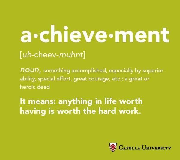 achievement and hard work quotes  quotesgram