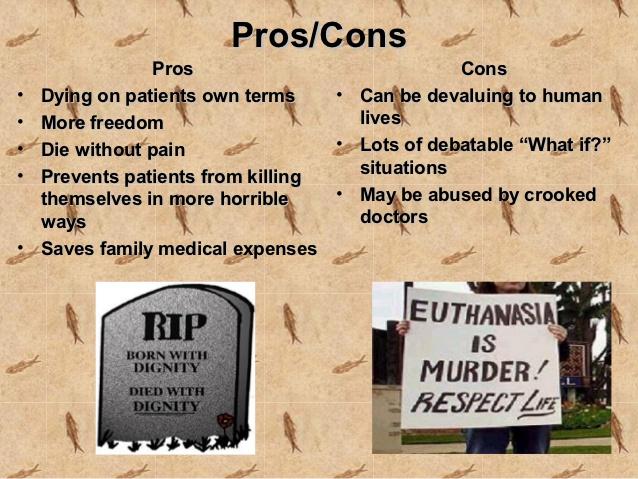 Euthanasia good death