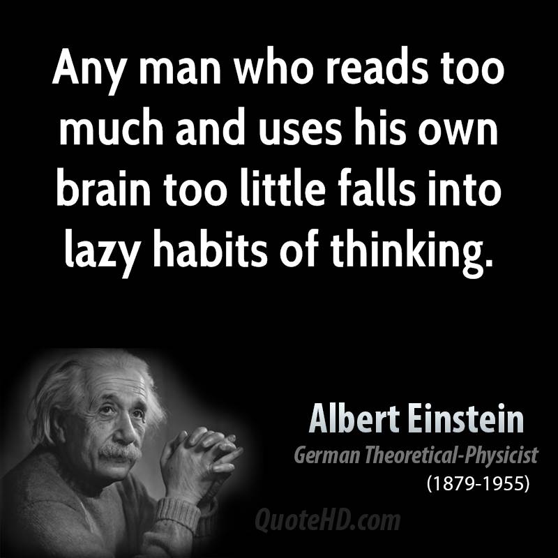 Intelligence Einstein Quotes. QuotesGram