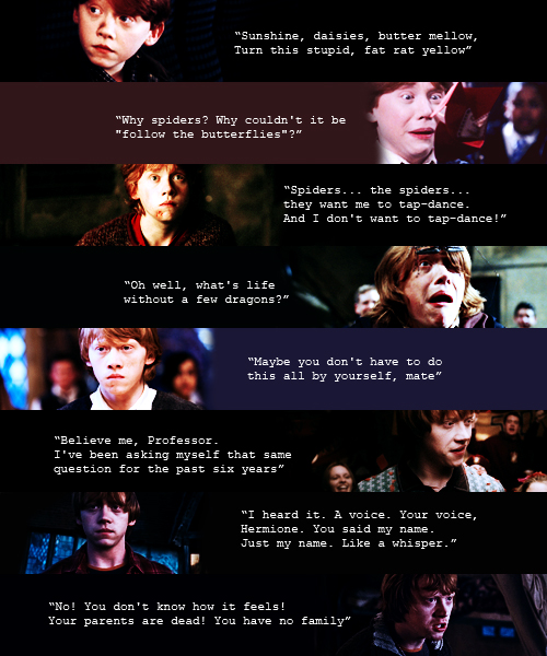 Memorable Quotes From The Harry Potter Movies - Lifehack