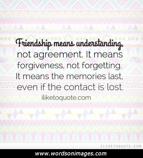Quotes About Lost Friendships: Inspirational Quotes About Lost Friendship. QuotesGram