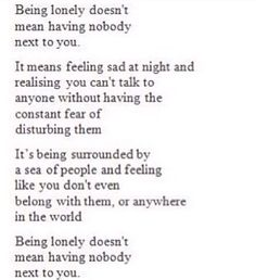 sadness | Web of Loneliness Poems