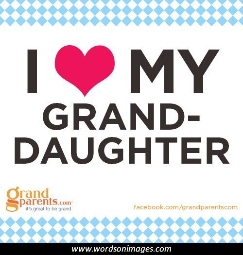 Inspirational Quotes For Granddaughter Birthday. QuotesGram