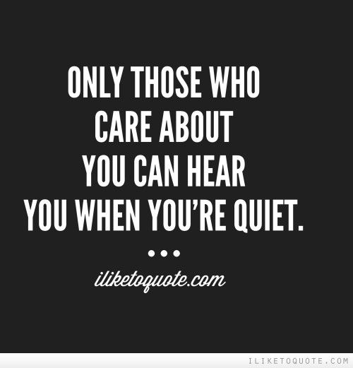 Who Cares Quotes: Those Who Care Quotes. QuotesGram
