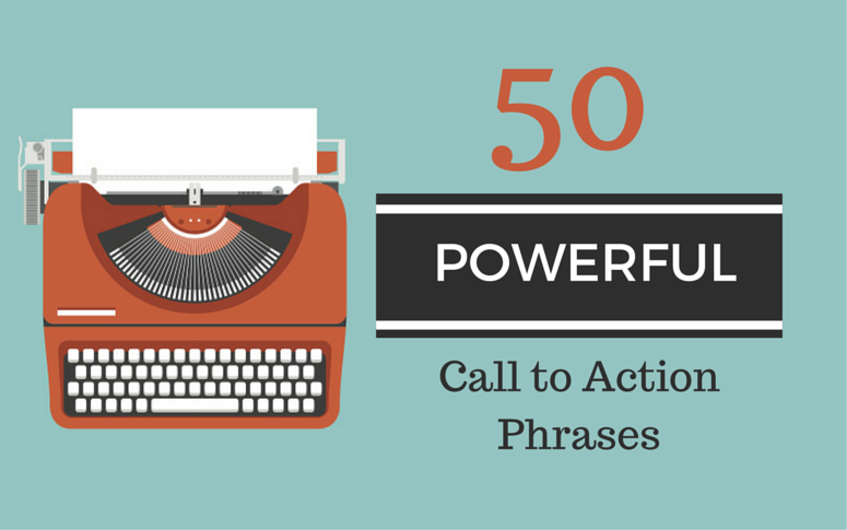 call to action phrases essay