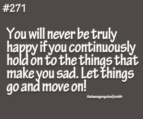 12 Year Old Love Quotes: Teenage Quotes About Letting Go. QuotesGram