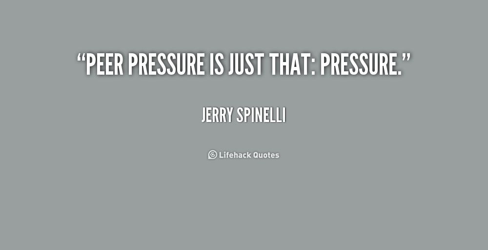 pressure overclosure relationship quotes