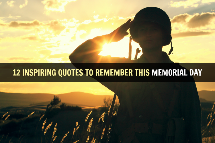 Meaningful Memorial Day Quotes: Remember Memorial Day Quotes. QuotesGram
