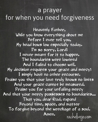 Forgiveness Poems And Quotes: Forgiveness Christian Quotes. QuotesGram