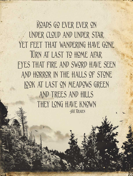 Inspirational Quotes From The Hobbit Quotesgram