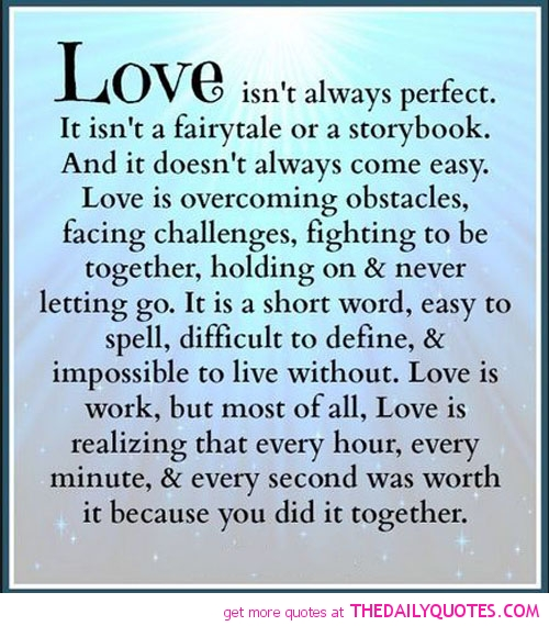 Love Finds You Quote: Perfect Love Quotes. QuotesGram