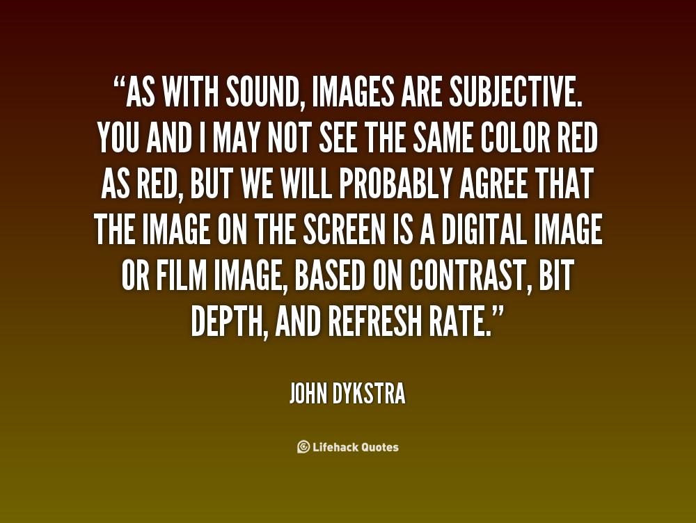 John Money Quotes Quotesgram: John Dykstra Quotes. QuotesGram