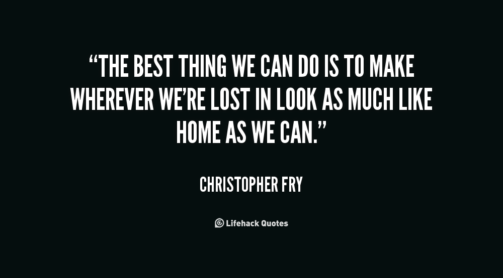 Fried Food Quotes Quotesgram: Christopher Fry Quotes. QuotesGram