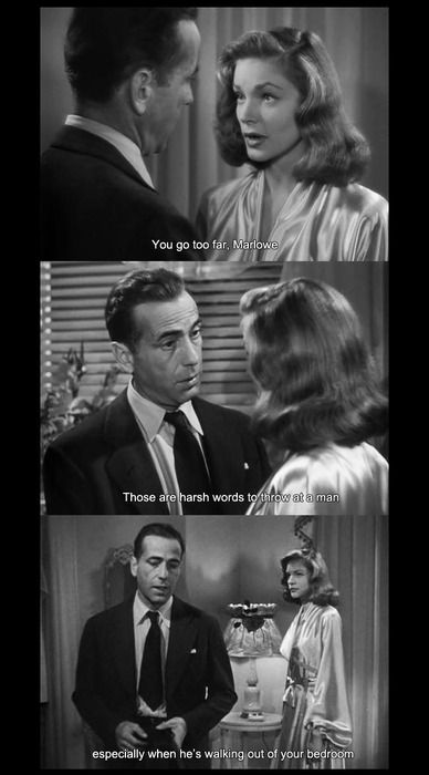 Lauren Bacall Movie Qu...