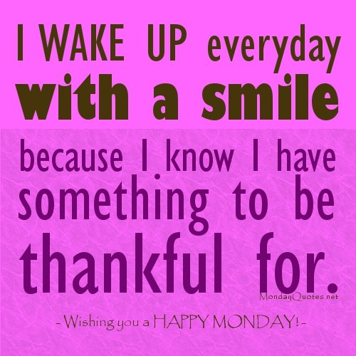 Www Quotes: Thankful For Waking Up Quotes. QuotesGram