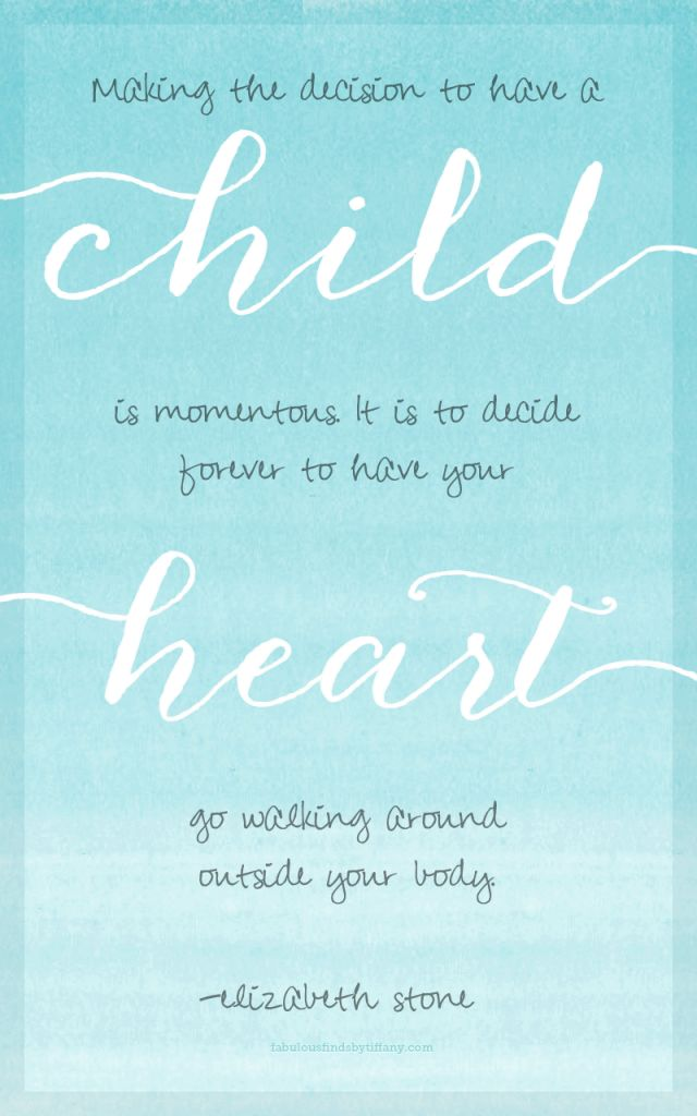 Becoming A Parent Quotes. QuotesGram
