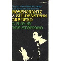 a literary analysis of the response of rosencrantz and guildenstern