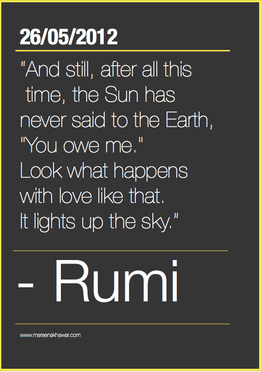 rumi quotes on life meet me in a field