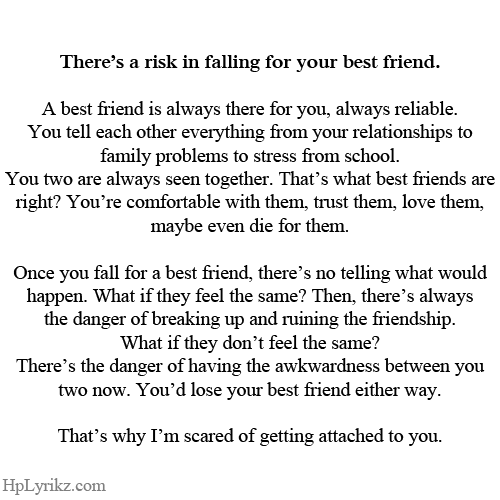 Falling For Your Best Friend Quotes: Hplyrikz Broken Heart Quotes. QuotesGram
