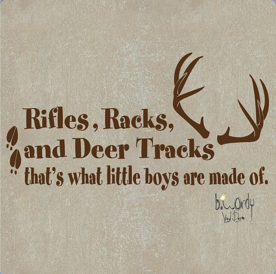 Rifles Little Boy Wall Quotes Quotesgram