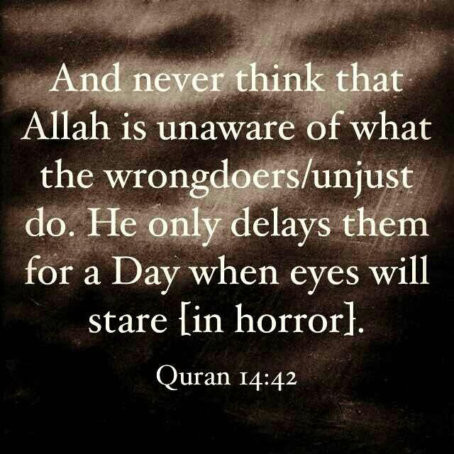 Justice And Peace Quotes: Justice Allah Quotes. QuotesGram