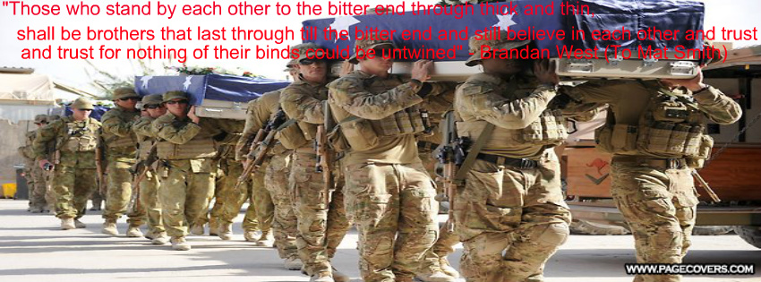 Brothers In Arms Quotes. QuotesGram