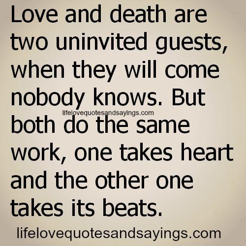 I Love To Death Quotes Quotesgram