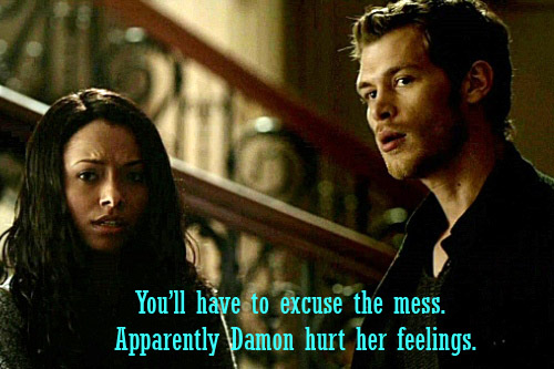 vampire diaries love quotes klaus - photo #31