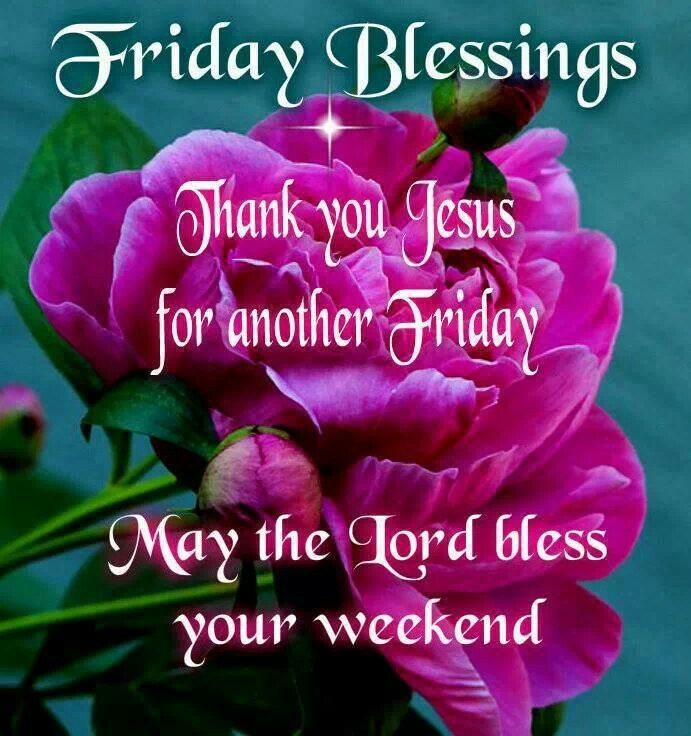 Happy Friday Blessings Quotes. QuotesGram