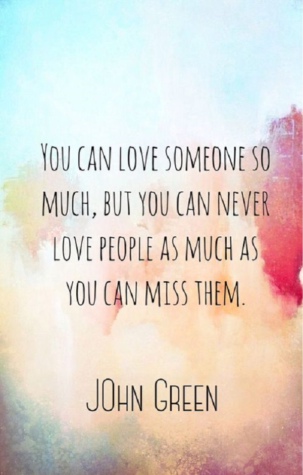 Missing Someone At Christmas Quotes: Christmas Quotes John Green. QuotesGram