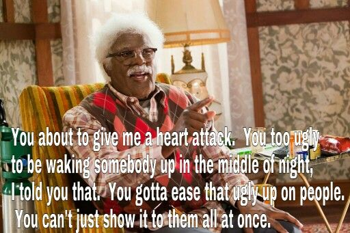 Tyler Perry Funny Quotes: Joe And Madea Quotes. QuotesGram