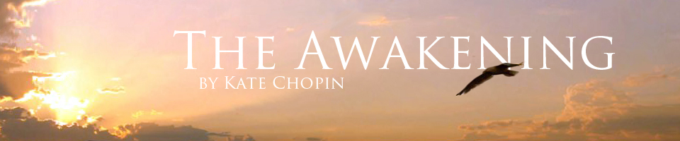 symbolism in the awakening Chopin drew on a long history of bird imagery in women's writing to establish the awakening's opening image: the green-and-yellow parrot women writers since th.